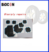 Euro-Style Tyre Repair Cold Patch/Tyre Repair Cold Rubber Patch for Radial Tyre