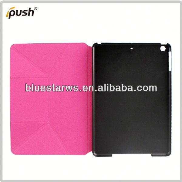 For IPad Air New Arrival Ultra Thin Slim PU Leather Stand Case High Quality Smart Tablet Pc Cover
