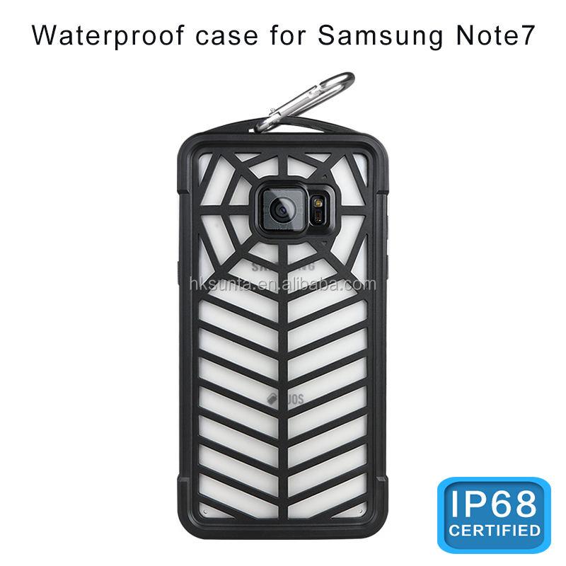 Cheap price high quality waterproof phone case for samsung