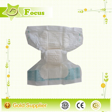 OEM available factory made printed adult diaper