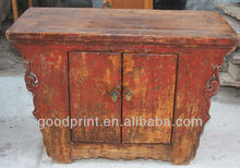 Chinese Antique TWO DOOR cabinet Asian Furniture