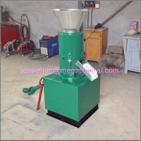 Factory supply low price rabbit food and wood pellet machine for tractor