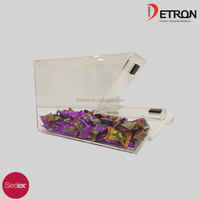 Hot Sale Acrylic Candy Jar, Candy Display Box, Candy Dispenser