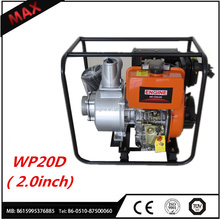 Low price 2 inch 4hp 170F Honda Engine Diesel Water Pump speed boat