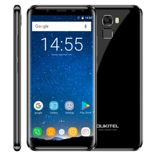 IN STOCK OUKITEL K5000, 4GB+64GB 5000mAh Battery, Fingerprint Identification, 5.7 inch 2.5D Android 7.0 mobile phone