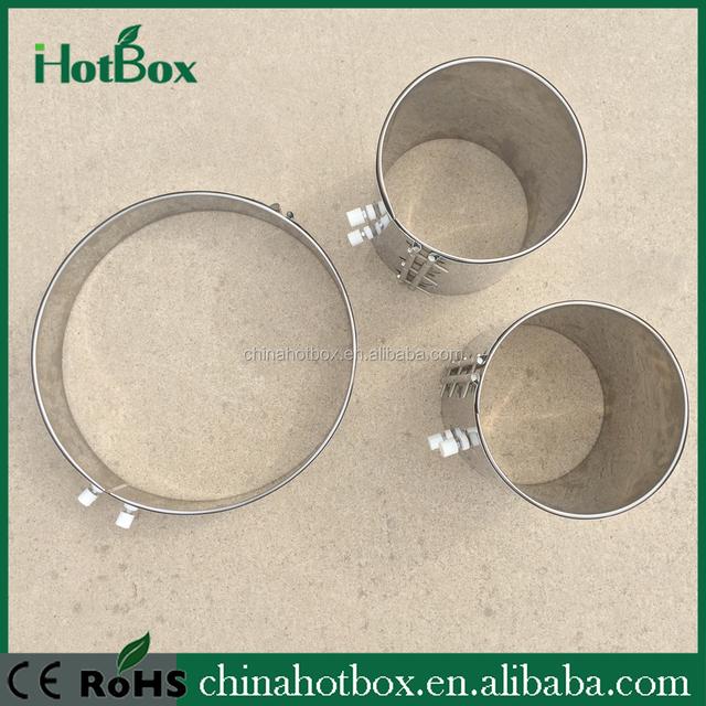 Sealers machine round mica band heater