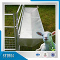 Wholesale Galvanized Sheep Yard Fencing With Hay Feeder