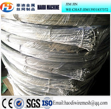 new products Copper coated galvanized rebar loop tie wire electric galvanized loop tie wire