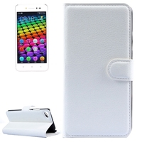 China Factory Wallet Style Flip Leather Cover Case for Lenovo S90