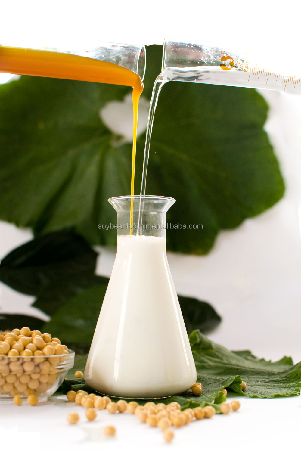 HXY-2SP meat product water soluble emulsifier soya Lecithin lecithin