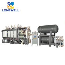 Longwell High Quality EPS Thermocol Block Manufacturing Machine
