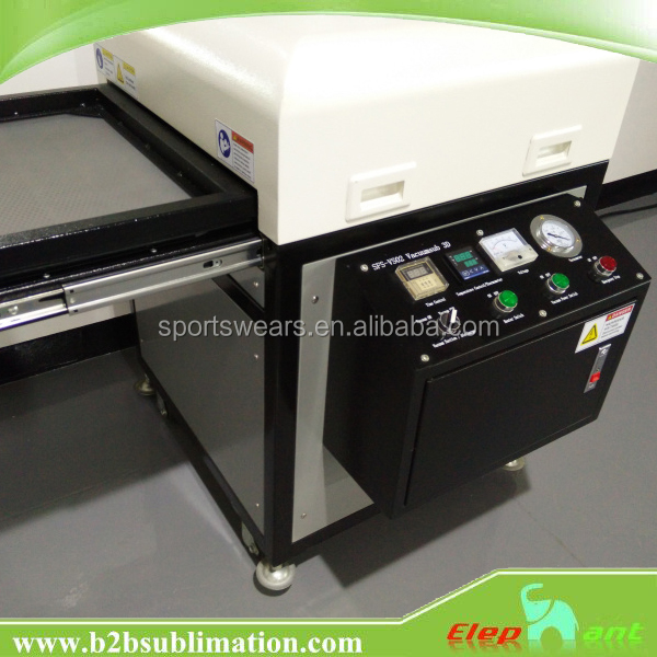 high quality Vacuum Press Machine 3D sublimation heat press for phone case