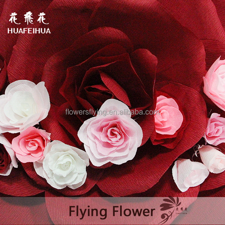 Practical hot sale promotion high quality artificial rose flower