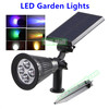 Outdoor Landscape Solar LED Lighting House Garden Light Fixtures