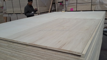 large plywood