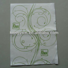 Super water and oil absorption printed needle punched nonwovens multi purpose magic clean bamboo fiber cleaning towels
