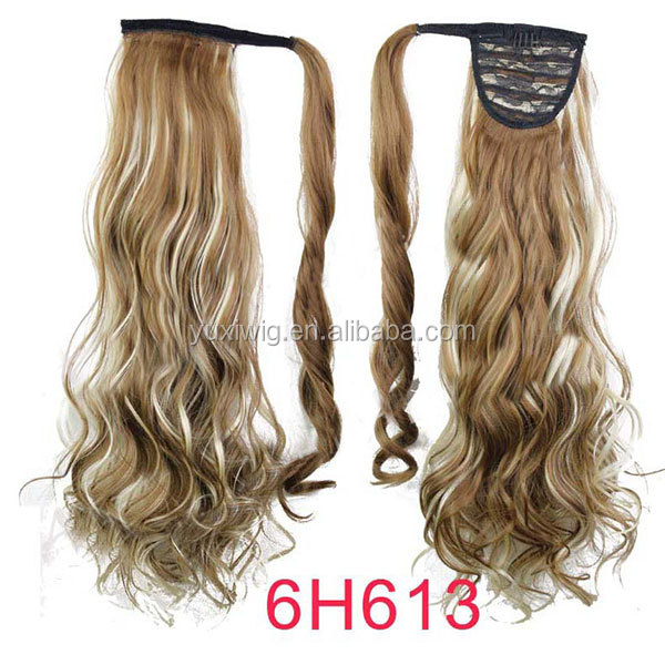 hot selling cheap price ponytail