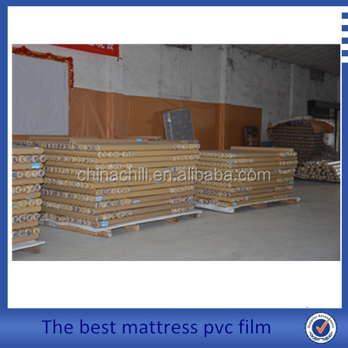 Flexible pvc film wrapping film