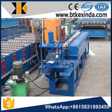 good quality steel cold roll shutter door forming machine