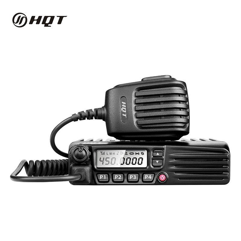 10w VHF Waterproof Two Way Ham Mobile Radio Communications