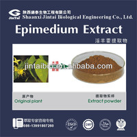 epimedium leaf extract 5%-98% natural sex herbal medicine