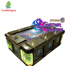 Electronic Video Ocean King 3 Fish Hunter Arcade Game Cheats Shooting Fishing Game Board Machine for Sale