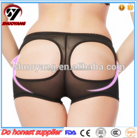 Women's Butt Lifter Enhancer Panties Shapewear Boy Shorts Panties Shaper