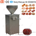 Easy Operation Stable Working Sausage Processing Machine