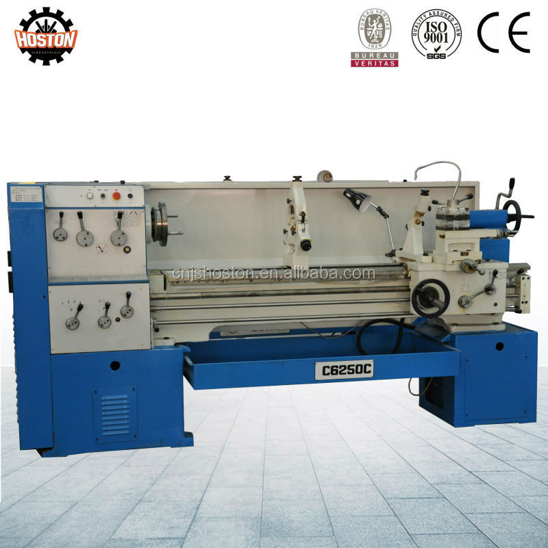 Hoston CC series Heavy Duty Horizontal Lathe Machine For Sale with Detailed Specification