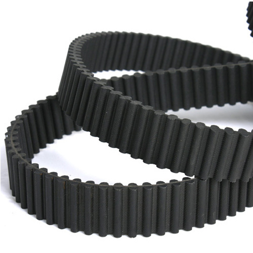 Arc tooth HTD8M double sided timing belt suppliers