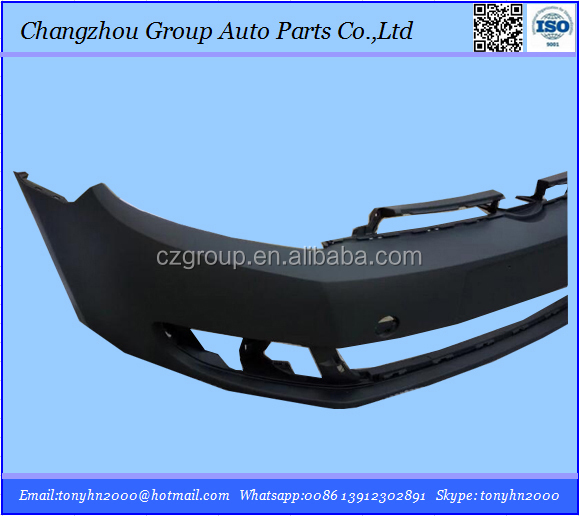 luxury plastic front bumper for GOLF 6