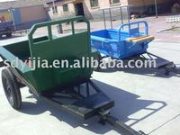 power tiller trailers