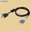 hdmi hdtv to vga hd15 y/pb/pr 3 rca adapter cable