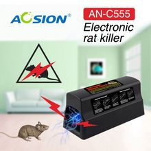 Aosion Sample Available Eco-friendly Healthy care electronic rat killers product mouse trap