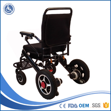 Phycical Therapy Equipments handicapped comfortable wheelchair motor brushed used electric wheelchair