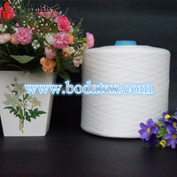 100% polyester yarn spun for sewing thread, hand knitting, weaving,32s polyester space dyed yarn/thread for socks knitting