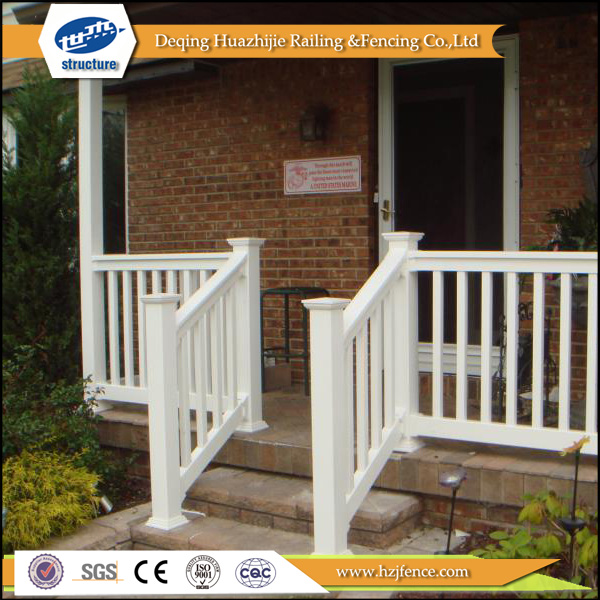 PVC indoor staircase security fence
