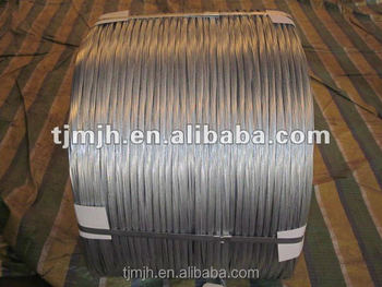 Electro or Hot dipped galvanized wire
