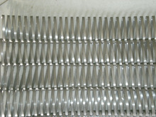 304 stainless steel decorative wire mesh/stainless steel indoor curtain decorative mesh