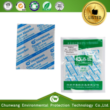 High Efficient Food Use Oxygen Absorbers for Long Term Storage