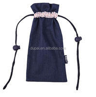 DARD blue color customized blocking drawstring bag for iphone