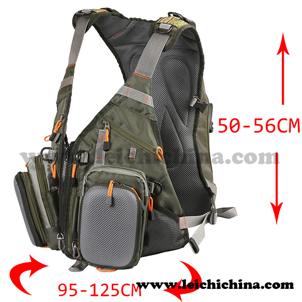 in stock popular quality fly fishing vest
