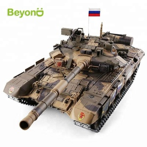 1:16 scale Russian T90 2.4GHz henglong rc tank