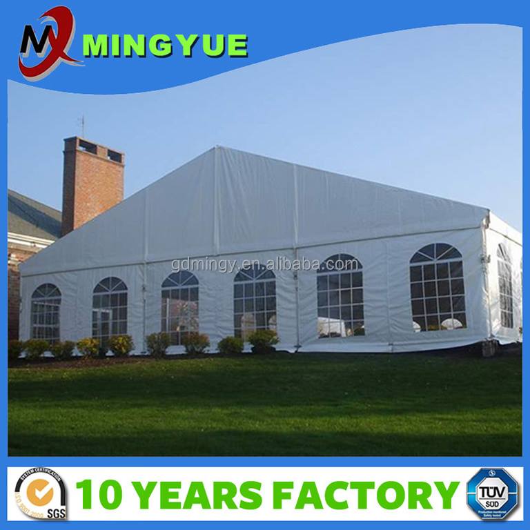 Fair exhibition event tent outdoor large industrial tents sale to UAE