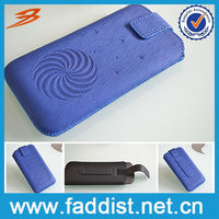 Blue Skin Case for Samsung Galaxy Grand Duos Belt Clip Cover