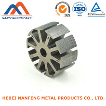 Motor Stator Custom Automotive Punching Metal Electrical Motor Stator