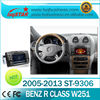 car gps for Mercedes-benz R CLASS R350