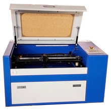 60W co2 popular cheap leather wallet laser engraver cutter