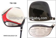titanium casting golf driver head