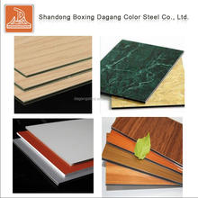 zinc - aluminium roofing sheet embassed color coated steel coils with low price